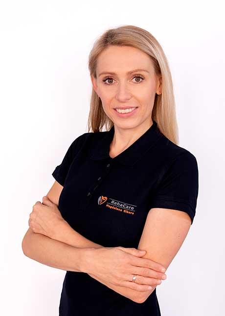 mgr Magdalena Sikora